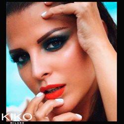 Promos de Parfumeries et Beauté dans le dépliant de Kiko à Liège