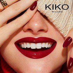 Promos de Parfumeries et Beauté dans le prospectus à Kiko ( Plus d'un mois )