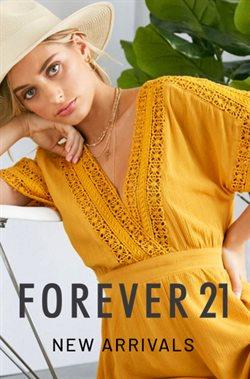 Promos de Vêtements, Chaussures et Accessoires dans le dépliant de Forever 21 à Louvain