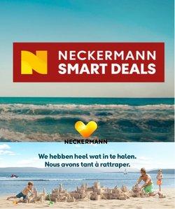 Promos de Voyages dans le dépliant à Neckermann ( 2 jours de plus)