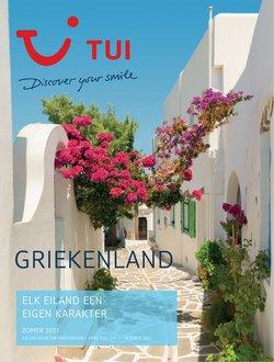 Promos de Voyages dans le dépliant à TUI ( Publié aujourd'hui)