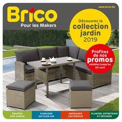 Promos de Bricolage et Jardin dans le dépliant de Brico à Ans