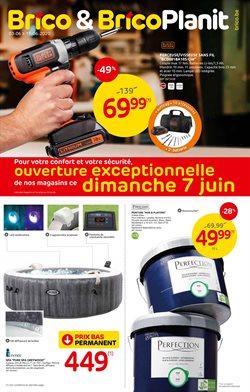 Brico coupon à Liège ( Publié il y a 3 jours )