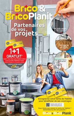 Promos de Bricolage et Jardin dans le prospectus de Brico à Louvain ( 3 jours de plus )