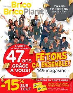 Promos de Bricolage et Jardin dans le prospectus de Brico à Bruxelles ( Expire aujourd'hui )