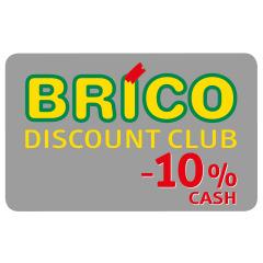 Promos de Brico dans le dépliant à Bruxelles