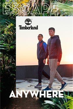Promos de Timberland dans le dépliant à Bruxelles