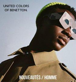 Promos de Vêtements, Chaussures et Accessoires dans le dépliant à United Colors of Benetton ( 4 jours de plus)