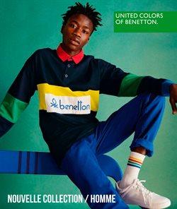 Promos de Vêtements, Chaussures et Accessoires dans le prospectus de United Colors of Benetton à Roulers ( Plus d'un mois )