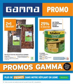 GAMMA coupon à Gent ( Expiré )