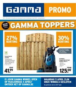 Promos de Bricolage et Jardin dans le prospectus de GAMMA à Grammont ( Expire demain )