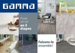 Promos de GAMMA dans le dépliant à GAMMA ( 6 jours de plus)