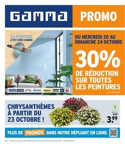 Promos de Bricolage et Jardin dans le dépliant à GAMMA ( Expire aujourd'hui)