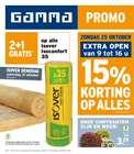 Promos de Bricolage et Jardin dans le prospectus de GAMMA à Louvain ( Publié il y a 2 jours )