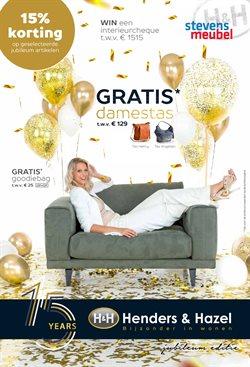 Promos de H&H dans le dépliant à Bruxelles