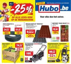 Hubo coupon ( 6 jours de plus )