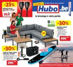 Hubo coupon ( 8 jours de plus)
