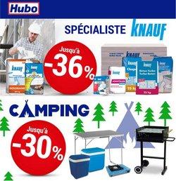 Promos de Hubo dans le dépliant à Hubo ( Expire demain)