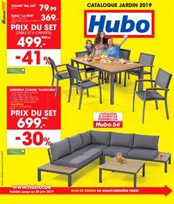 Promos de Hubo dans le dépliant à Anvers