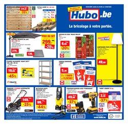 Hubo coupon ( 18 jours de plus)