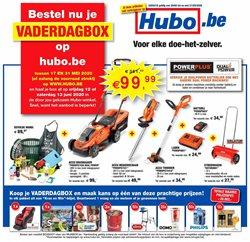 Hubo coupon ( 4 jours de plus)