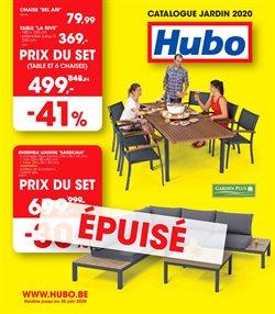 Hubo coupon à Bruxelles ( 2 jours de plus )