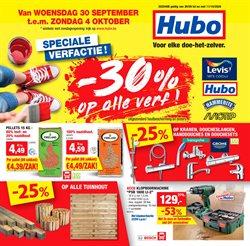 Hubo coupon ( Publié hier )