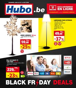 Hubo coupon ( 5 jours de plus )