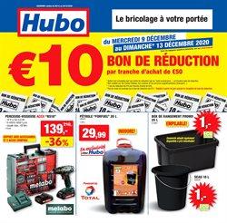 Hubo coupon à Bruxelles ( Expiré )