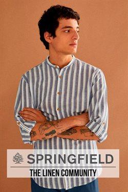 Promos de Vêtements, Chaussures et Accessoires dans le dépliant à Springfield ( 5 jours de plus)