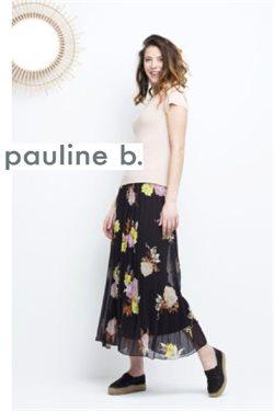 Promos de Pauline B dans le dépliant à Bruxelles