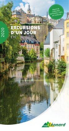 Promos de Voyages dans le prospectus de Voyages Leonard à Liège ( Plus d'un mois )