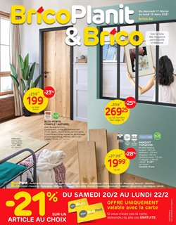 Brico Plan-it coupon à Bruxelles ( Expiré )