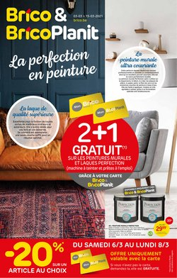 Brico Plan-it coupon ( Expiré )