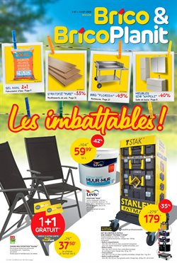 Brico Plan-it coupon ( 2 jours de plus )
