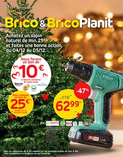 Brico Plan-it coupon ( Expiré )