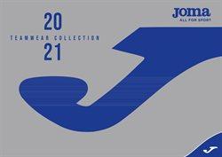 Promos de Sport dans le dépliant à Joma ( 6 jours de plus)