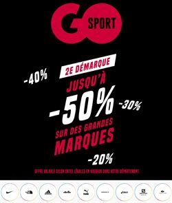 Go Sport coupon ( Expire demain)