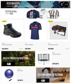Go Sport coupon à Audenarde ( Expiré )
