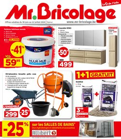 Mr. Bricolage coupon ( Expire demain )