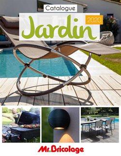Promos de Bricolage et Jardin dans le prospectus de Mr. Bricolage à Bruxelles ( Expire demain )