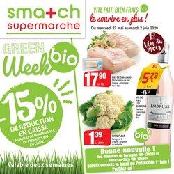Smatch coupon à Bruxelles ( Expire demain )