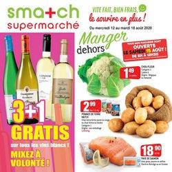 Smatch coupon à Bruxelles ( Publié il y a 2 jours )