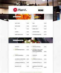 Promos de Restaurants dans le prospectus de Pizza Hut à Gent ( Plus d'un mois )