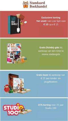 Standaard Boekhandel coupon ( Expiré)