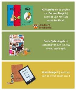 Promos de Librairie et Bureau dans le prospectus de Standaard Boekhandel à Grammont ( 18 jours de plus )