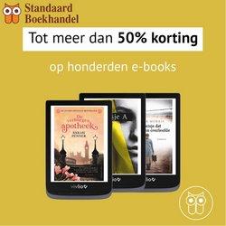 Promos de Librairie et Bureau dans le dépliant à Standaard Boekhandel ( 6 jours de plus)