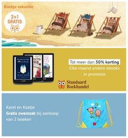 Promos de Librairie et Bureau dans le dépliant à Standaard Boekhandel ( Publié aujourd'hui)