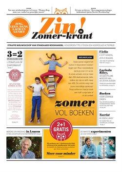 Promos de Librairie et Bureau dans le prospectus à Standaard Boekhandel ( 17 jours de plus )