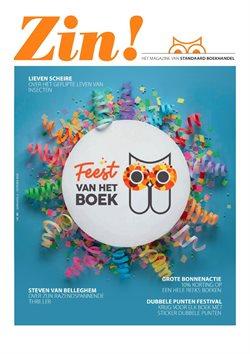 Promos de Librairie et Bureau dans le prospectus de Standaard Boekhandel à Bruxelles ( 5 jours de plus )